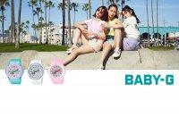 Baby-G BGA-270-2AER zegarek sportowy Baby-G