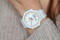 Casio BGS-100GS-7AER Baby-G Baby-G Step Tracker zegarek damski sportowy mineralne