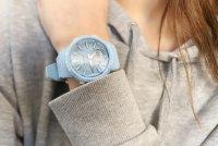 Baby-G BGS-100RT-2AER zegarek niebieski sportowy Baby-G pasek