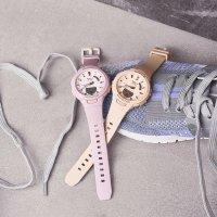 zegarek Baby-G BSA-B100-4A1ER damski z krokomierz Baby-G