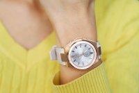Baby-G MSG-S200G-4AER G-MS METAL BEZEL Baby-G sportowy zegarek różowe złoto