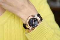 Baby-G MSG-S200G-5AER G-MS METAL BEZEL Baby-G sportowy zegarek różowe złoto