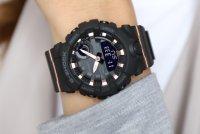 G-Shock GMA-B800-1AER S-SERIES STEP TRACKER G-SHOCK S-Series sportowy zegarek czarny