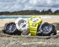 G-Shock GMA-B800-9AER zegarek żółty sportowy G-SHOCK S-Series pasek