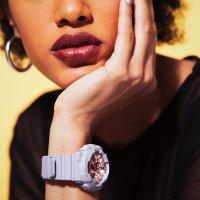 G-Shock GMA-S120MF-8AER zegarek szary fashion/modowy G-SHOCK S-Series pasek