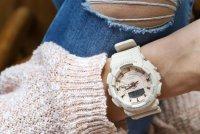 zegarek G-Shock GMA-S130PA-4AER S-SERIES damski z krokomierz G-SHOCK S-Series