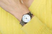 zegarek Casio LTS-100D-2A1VEF srebrny Klasyczne