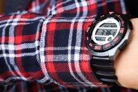 Zegarek damski Casio klasyczne LWS-1100H-8AVEF - duże 8