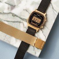 zegarek Casio Vintage LA670WEMB-1EF złoty VINTAGE Mini