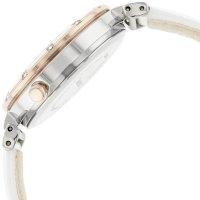 Sheen SHE-4051PGL-7AUER zegarek srebrny klasyczny Sheen pasek