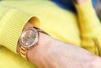 zegarek Sheen SHE-4057PG-4AUER kwarcowy damski Sheen GORGEOUS ONE