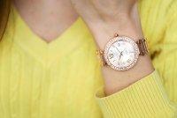 zegarek Sheen SHE-4057PG-4AUER różowe złoto Sheen