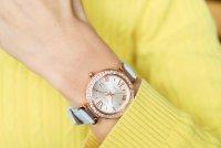 zegarek Sheen SHE-4057PGL-7BUER różowe złoto Sheen