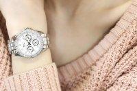 Zegarek damski Casio SHEEN sheen SHN-3013D-7AEF - duże 3
