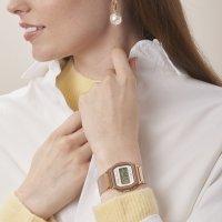 zegarek Casio Vintage A1000MCG-9EF różowe złoto Vintage