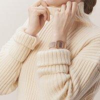 Casio Vintage A1000MPG-9EF zegarek różowe złoto retro Vintage bransoleta