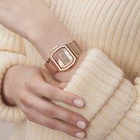 zegarek Casio Vintage A1000MPG-9EF różowe złoto Vintage