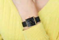 Casio Vintage LTP-E155MGB-1BEF Vintage zegarek damski klasyczny mineralne