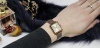 Casio Vintage LTP-E155MR-9BEF Vintage klasyczny zegarek różowe złoto