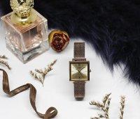 Casio Vintage LTP-E155MR-9BEF zegarek damski klasyczny Vintage bransoleta