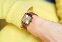 zegarek Casio Vintage LTP-E155MR-9BEF kwarcowy damski Vintage