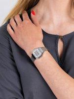 Casio Vintage LA680WEA-7EF damski zegarek VINTAGE Midi bransoleta