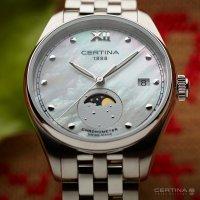 Certina C033.257.11.118.00 damski zegarek DS-8 bransoleta