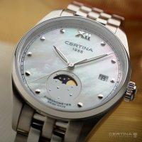 zegarek Certina C033.257.11.118.00 kwarcowy damski DS-8 DS-8 Lady