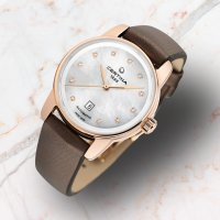 Certina C001.007.36.116.02 DS Podium Lady Automatic 29mm zegarek klasyczny DS Podium Lady