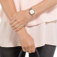 zegarek Citizen EM0576-80A różowe złoto Ecodrive