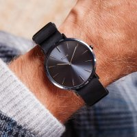 Cluse CLG015 męski zegarek La Boheme pasek
