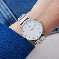 zegarek Cluse CW0101201023 srebrny La Boheme