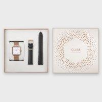 zegarek Cluse CLG014 różowe złoto La Tetragone