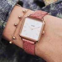 Zegarek damski Cluse la tétragone CL60020 - duże 9