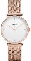 Zegarek damski Cluse  triomphe CG0108208001 - duże 1