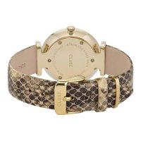 Cluse CL61008 zegarek srebrny fashion/modowy Triomphe pasek