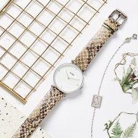 zegarek Cluse CL61009 srebrny Triomphe