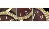Delbana 42611.615.1.566 damski zegarek Antibes pasek