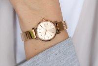 Zegarek damski DKNY bransoleta NY2308 - duże 4