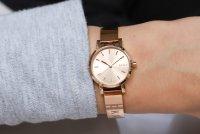 Zegarek damski DKNY bransoleta NY2308 - duże 7