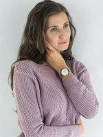 Zegarek damski DKNY Bransoleta NY2342 - duże 4