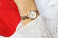 zegarek DKNY NY2827 różowe złoto Bransoleta