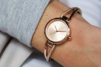 DKNY NY2831 Bransoleta zegarek damski klasyczny mineralne