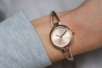 zegarek DKNY NY2831 różowe złoto Bransoleta