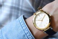 NY2587 - zegarek damski - duże 5