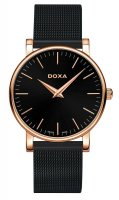 Zegarek damski Doxa  d-light 173.95.101M.15 - duże 1