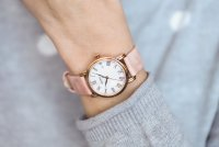 Doxa 222.95.052.80 zegarek złoty klasyczny Royal pasek