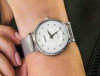 Zegarek damski elegancki Doxa D-Trendy 145.15.058.10 szkło szafirowe - duże 6