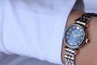 Emporio Armani AR11222 damski zegarek Ladies bransoleta