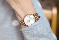 zegarek Emporio Armani AR1840 różowe złoto Ladies